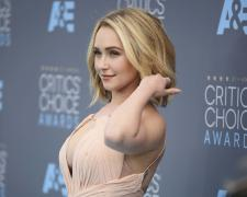 Hayden Panettiere 21st Annual Critics' Choice Awards in Santa Monica 1/17/16