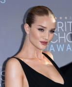 Rosie Huntington-Whiteley 21st Annual Critics' Choice Awards in Santa Monica 1/17/16