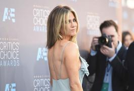 Jennifer Aniston 21st Annual Critics' Choice Awards in Santa Monica 1/17/16