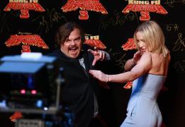 Kate Hudson 'Kung Fu Panda 3' film premiere, Beijing, China 1/18/16