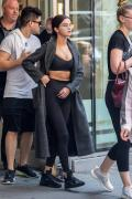 Selena Gomez - heading to SoulCycle in NYC 9/10/17
